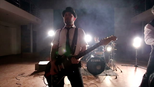 Artistic Dazzling Rock and Roll Performance video