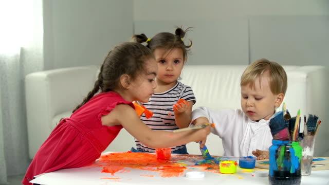 Artistic Playroom video