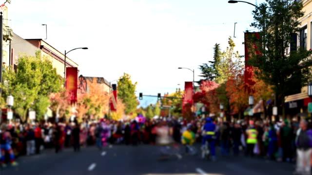 Ashland Holloween Parade three video