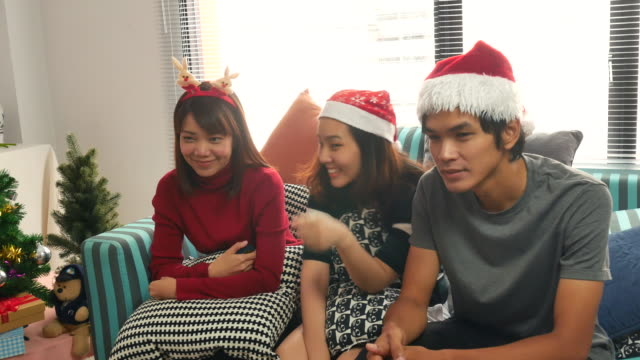 Asia Christmas party video