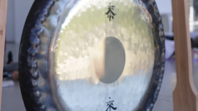 Asian Chinese Culture Instrument Gong