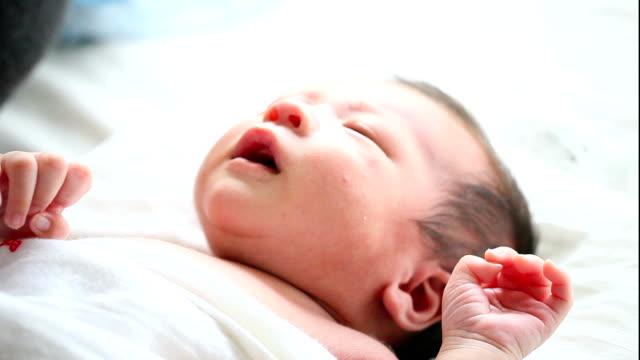 asian infant video