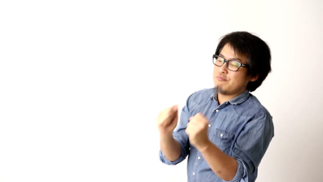 Asian Man video