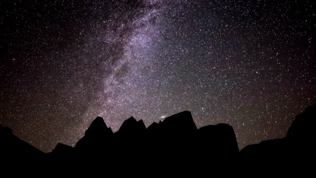 Astro Time Lapse video