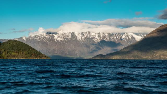 D2N T\L an Neuseeland Naturlandschaft am Wakatipu See – Video