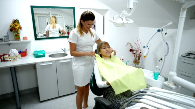 、歯科医の - 歯科医師点の映像素材/bロール