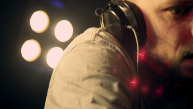 DJ at work video