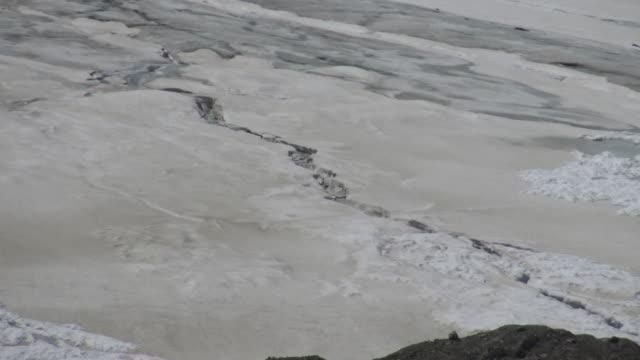Athabasca Glacier video