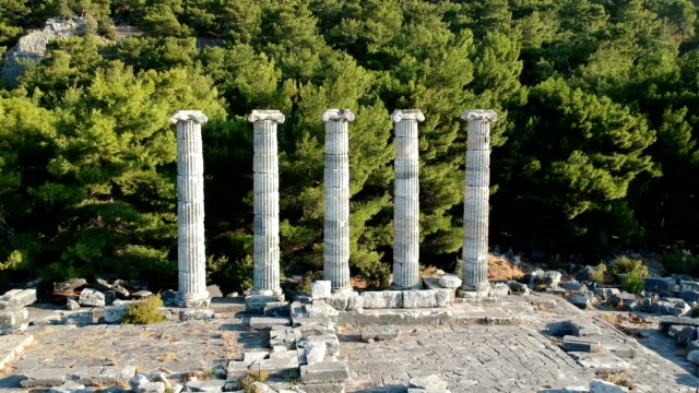 Athena Temple, Priene video
