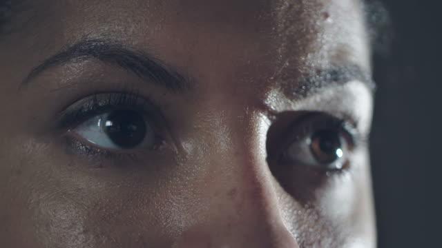Atleta los ojos - vídeo