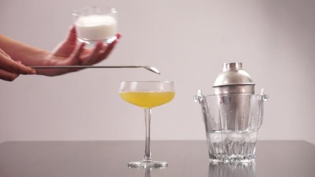 Athol Brose cocktail video