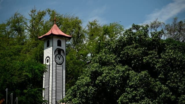 Atkinson Clock Tower in Kota Kinabalu