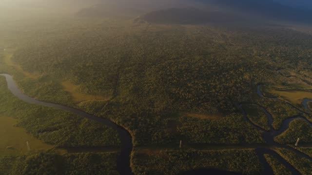 atlantischer wald (mata atlantica) und die feuchtgebiete - brasilianische kultur stock-videos und b-roll-filmmaterial