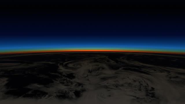 Atmos Sunrise video