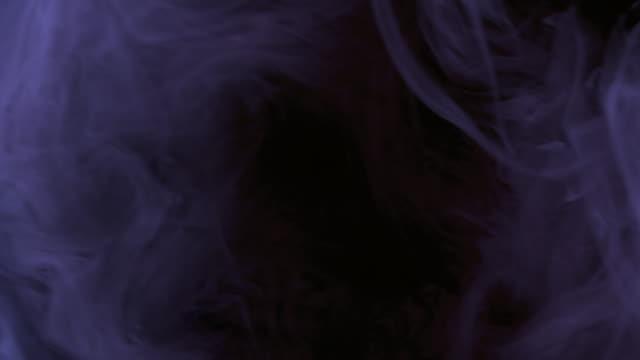 Atmospheric Purple Smoke Background video