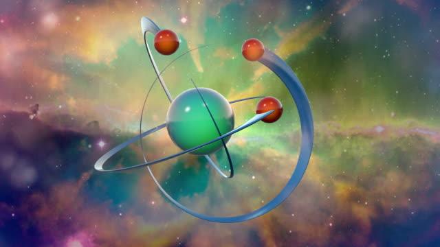 atom galaxy video