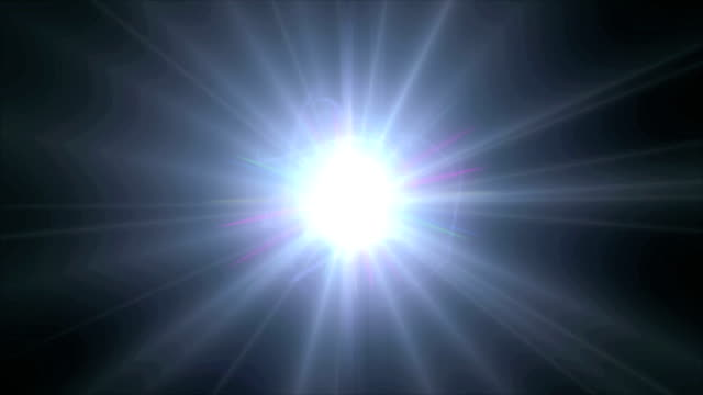 atom ray pulsing video
