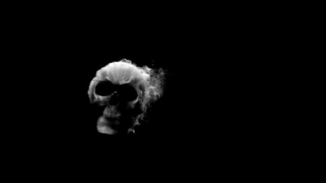 Attack of skull