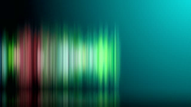 Attractive teal stripes motion backdrop video