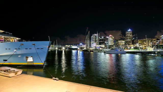 Auckland Timelapse video