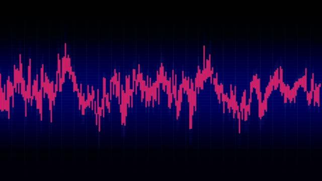 Audio Spectrum Simulation
