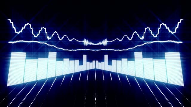 Audio Waveforms video