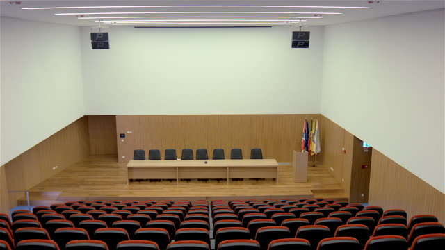 Auditorium video