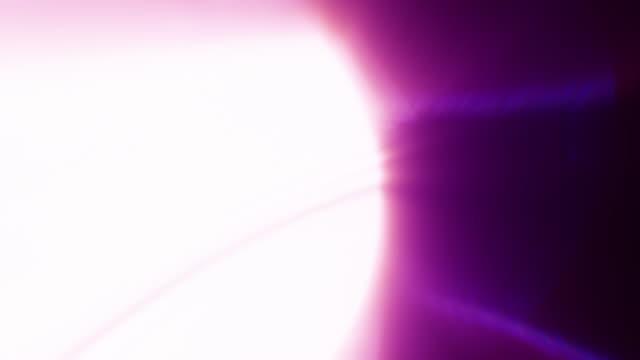 Aura Light Leaks on Black Background. Overlay. Transition. Video Color Filters