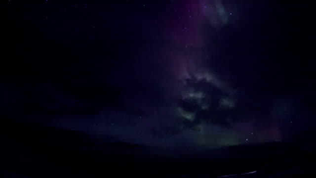Aurora Borealis in 4K. video