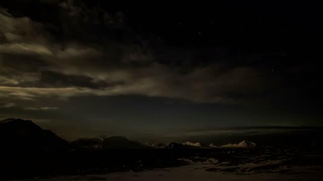 4 K でオーロラが見られます ビデオ