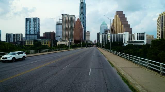 vídeos y material grabado en eventos de stock de austin texas - avenida