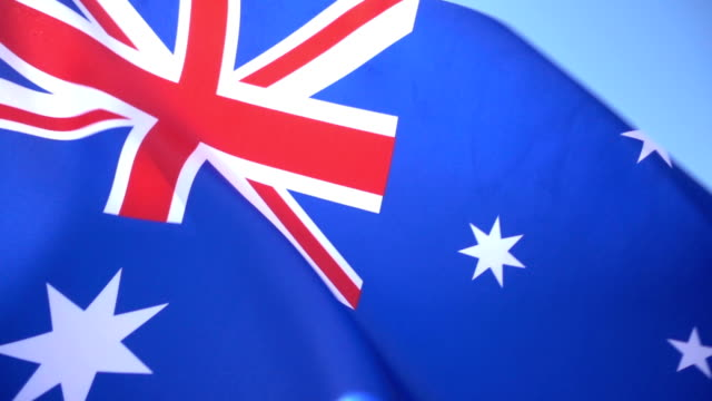 Australian Flag video