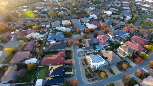 オーストラリアの郊外 - オーストラリア点の映像素材/bロール
