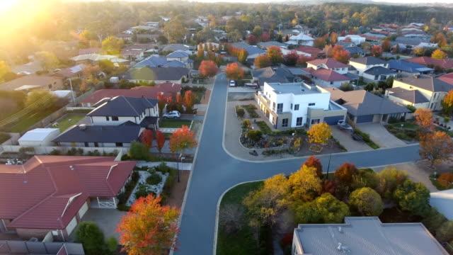 Australian suburb video