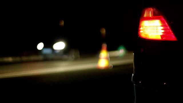 Auto Accident video
