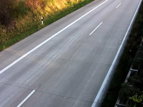 ntsc: autobahn - klip uzunluğu stok videoları ve detay görüntü çekimi