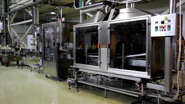 Automated Production of Liquid Detergent video