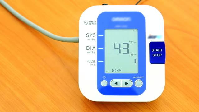 HD: Automatic Digital Blood Pressure Monitor video