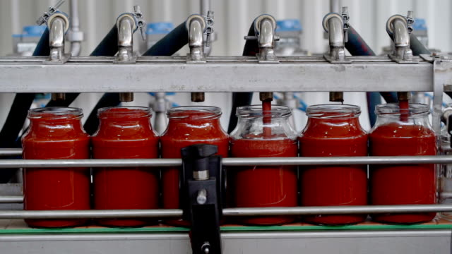Automatic Line for the production of Tomato Paste video