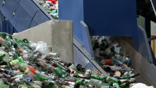 Automation Recycling video