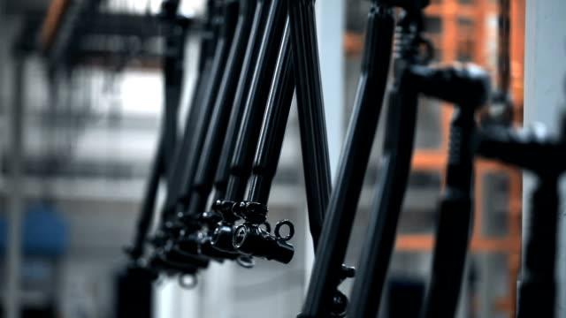 Automotive Industry Conveyor Belt of Car Part Painted Tie Rod