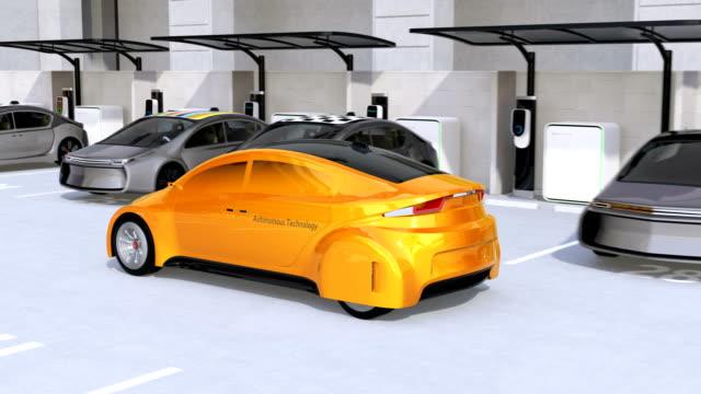 Autonomous car parking by intelligent parking assist system video