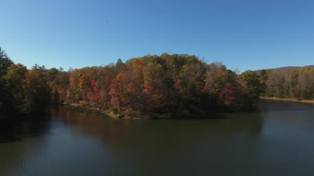 Autumn by the Lake video