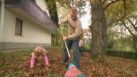 istock HD DOLLY: Autumn Chores 113434301