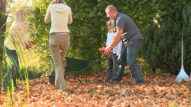 HD DOLLY: Autumn Chores video