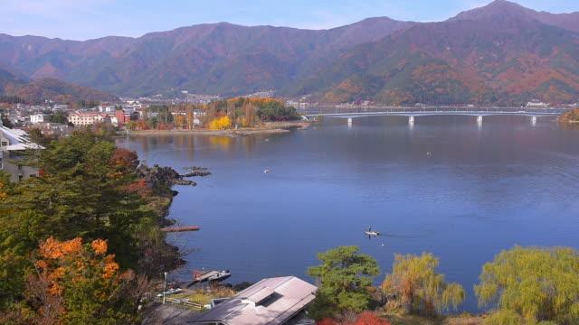 日本の秋の色 ビデオ