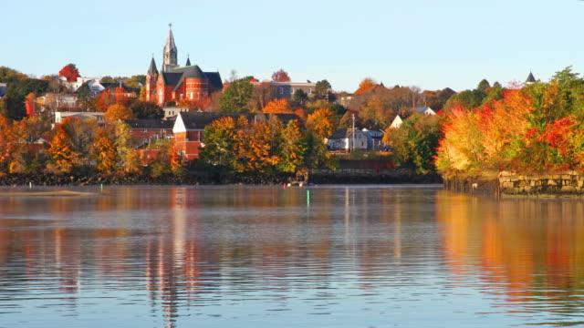 Autumn in Biddeford, Maine