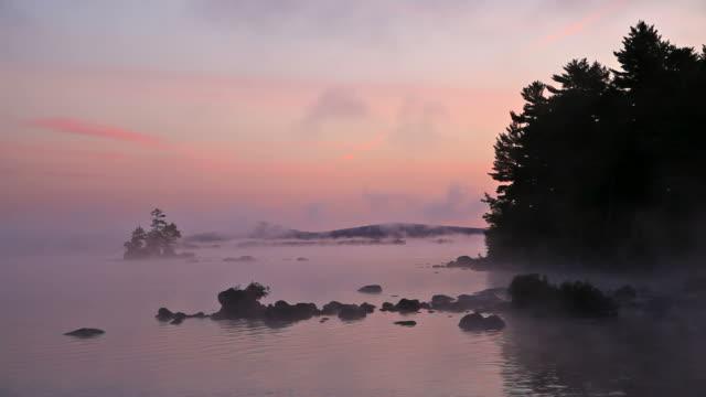 Autumn in Maine video