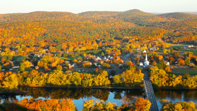 Autumn in Massachusetts video