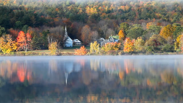 Autumn in New Hampshire video